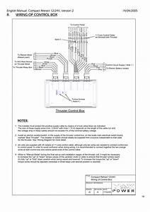 Nobels Bow Thruster Wiring Diagram