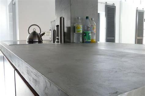 beton cire fuer waende boeden treppen arbeitsplatten
