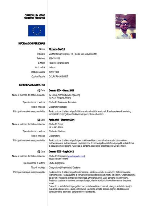 curriculum per risultati immagini per esempi di buoni curriculum vitaee