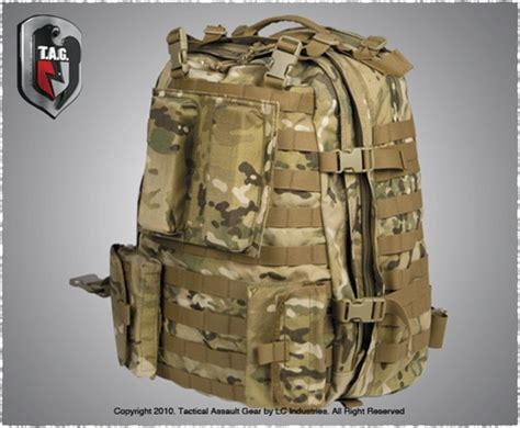 gear tactical sniper assault pack survival equipment tag tons seriously anything bag perfect through last room military kit