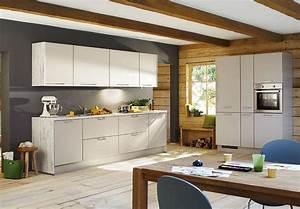 Küchenzeile Inkl Geräte : nobilia k chenzeile inkl e ger te und geschirrsp ler 759 ~ Buech-reservation.com Haus und Dekorationen