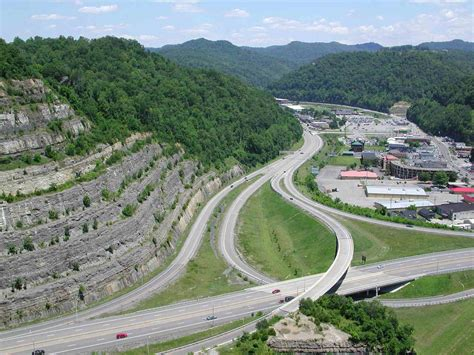 not shabby pikeville ky gc111xa pikeville cut through earthcache in kentucky united states created by sbcp