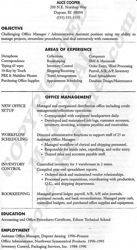 Office Manager Resume by Office Manager Resume Office Manager Resume Tips Raised