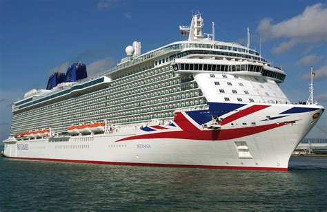 Britannia - Itinerary Schedule Current Position | CruiseMapper