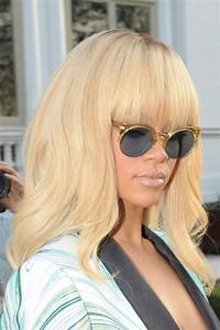 7 Best Blonde Hairstyles by Rihanna - HairstyleCamp