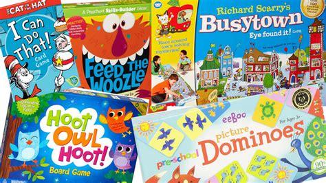 16 best board for preschoolers weareteachers 626 | Best Games for Preschool