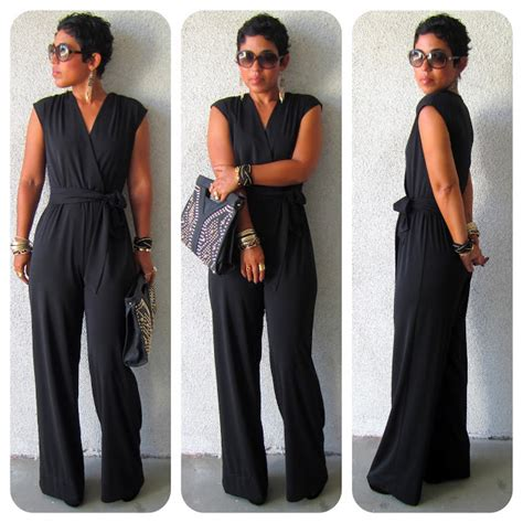 jumpsuit sewing pattern diy black jumpsuit pattern review mccall 6083 get the