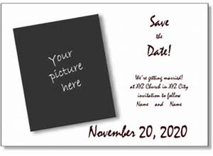 save the date templates save the date postcards save the With online save the date template free