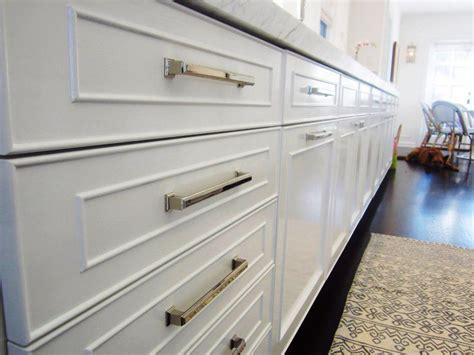 stainless steel handles for kitchen cabinets 15 tricks to make your home shiny on a budget interior 9395