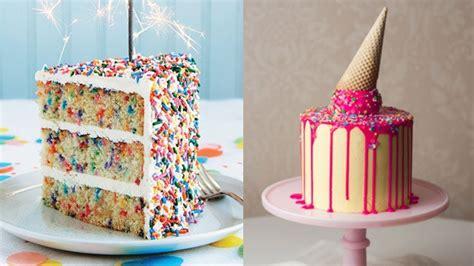satisfying cake decorating   yummy easy cakes