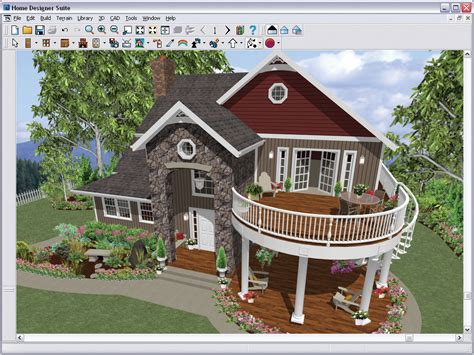 Amazoncom Chief Architect Home Designer Suite 90