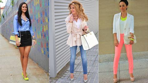 Los Mejores Outfits para ir a la Moda u2665 - YouTube