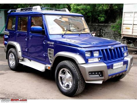 Bolero Xlusiv By Mahindra Customization