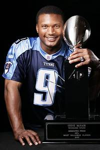 steve mcnair tennessee sports of fame