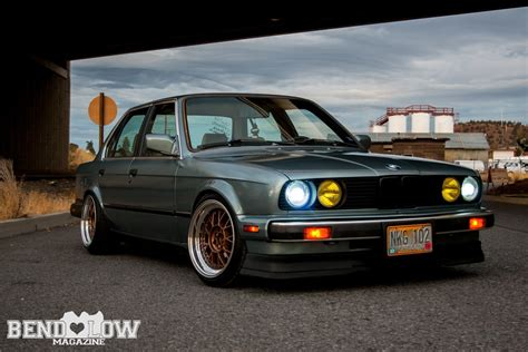 bmw stanced stanced bmw e30 bend low magazine