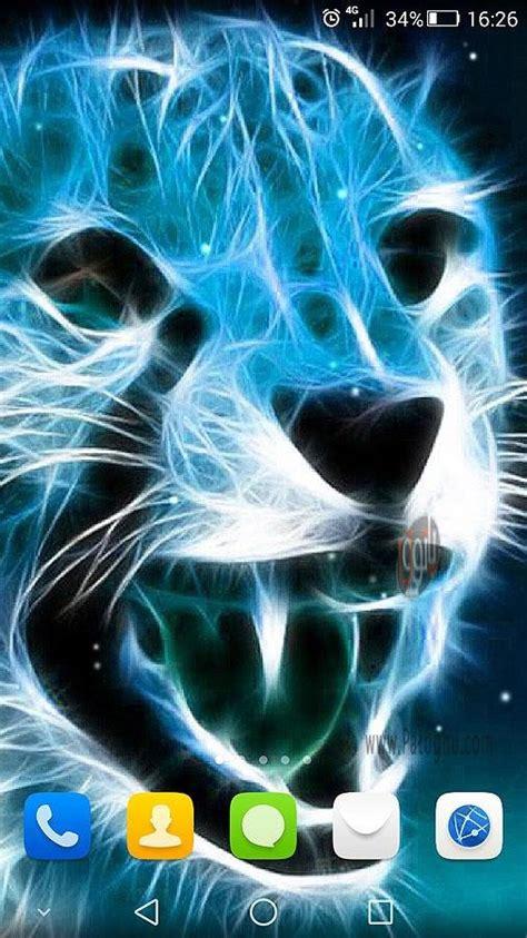 Live Wallpaper Of Animals - والپیپر زنده حیوانات وحشی برای اندروید 1 5 3d animals