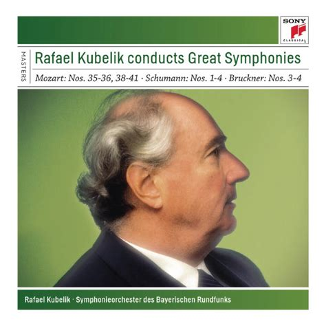 Kubelik Conducts Great Symphonies  Only Classical