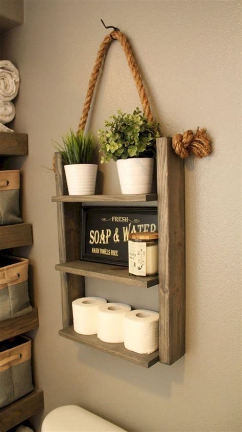 bathroom shelf decorating ideas 26 best farmhouse shelf decor ideas and designs for 2019