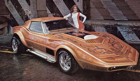1970 Chevrolet Corvette Custom The Genesis