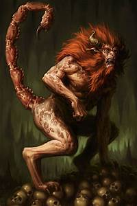 Manticore | Mythology Wiki | Fandom powered by Wikia