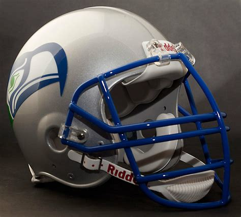 brian bosworth edition seattle seahawks riddell authentic
