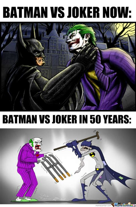 Batman Joker Meme - batman vs joker by lukabracovic12 meme center