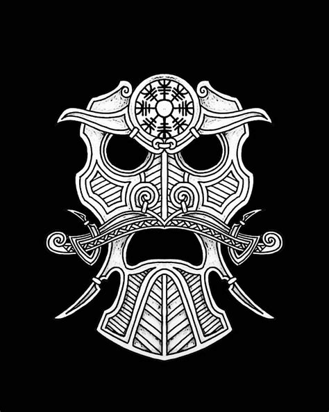 Pin by Ryan Zarzecki on Tattoo ideas | Norse tattoo, Viking tattoos, Norse design