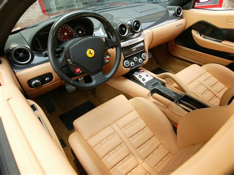 Ferrari Interior Car Models