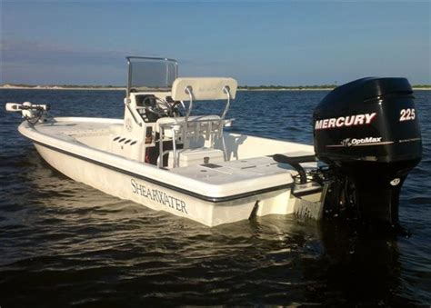 Boat Ride Jax Fl by 2005 Shearwater Boats 22 Bay Boat Excellent Condition
