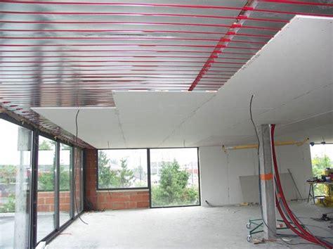 chauffage par le plafond 28 images plafonds chauffants rafraichissants tous les fournisseurs