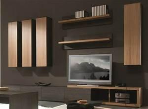 meuble tv quelques exemples qui vous regadent With meuble salon moderne design