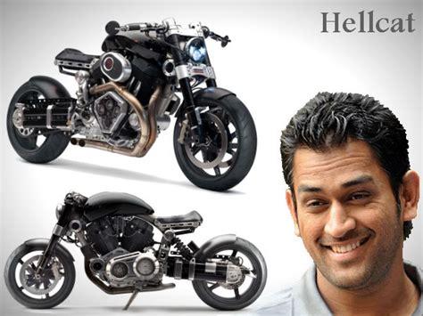 hellcat x132 dhoni mahendra singh dhoni s latest love hellcat x132