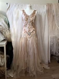 wedding dress bronze goddessethereal wedding dress pale With bronze wedding dress