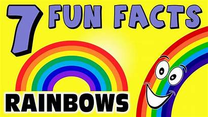 Facts Fun Rainbow Rainbows Rain Colors Funny