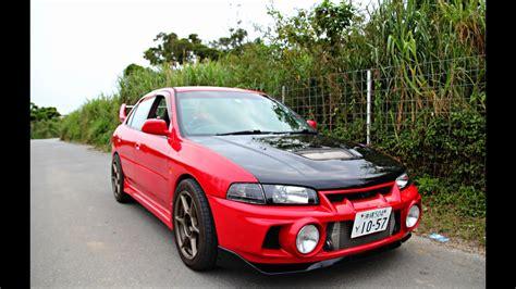 Mitsubishi Evo 4 Review
