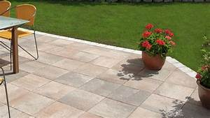 Terrassengestaltung mit giona terrassenplatten in der for Terrassen platten