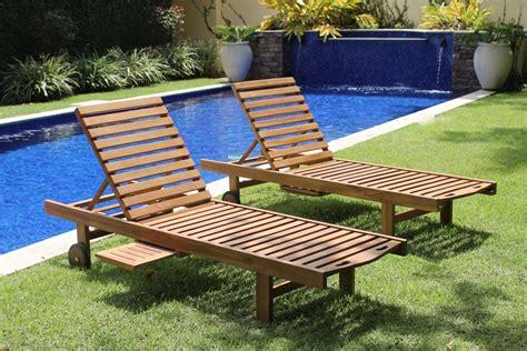 sale teak classic chaise lounger oceanic teak furniture