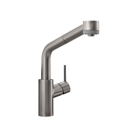 hansgrohe talis s kitchen faucet hansgrohe 4247800 talis s 2 spray semiarc kitchen faucet pull down