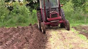 How To Plough A Field - Basic Instructions