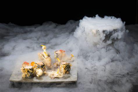 azote liquide cuisine cours de cuisine moléculaire traiteur cuisine