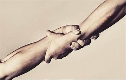 Hands Helping Friendship Arms Friends Handshake Friend