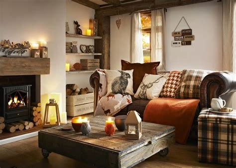10 Interior Design Decorated Homes by Autumn Inspired Interior Designs To Fall In With