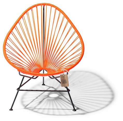 acapulco chair original acapulco chair baby orange the original acapulco chair