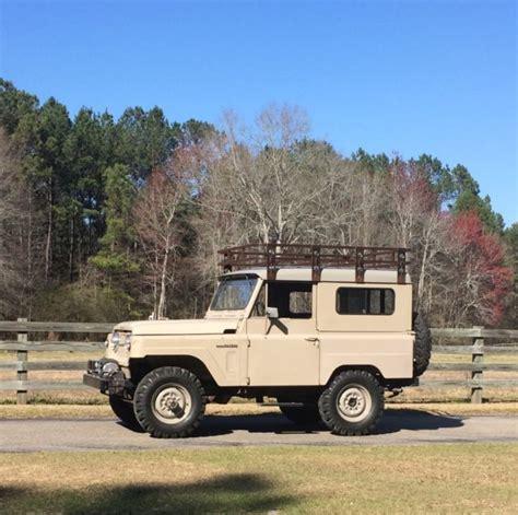 nissan patrol jeep