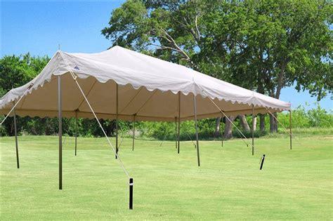 white pvc pole tent canopy