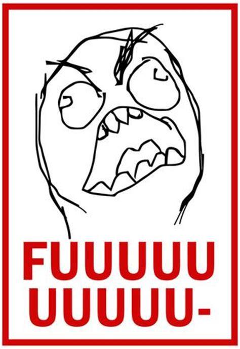Fuuuu Meme - fuuuu rage comic meme poster posters at allposters com