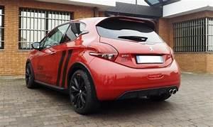 Peugeot 208 Tuning : french power carstyling tuning ~ Jslefanu.com Haus und Dekorationen