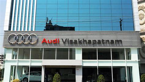 Audi Opens Second Showroom In Andhra Pradesh At