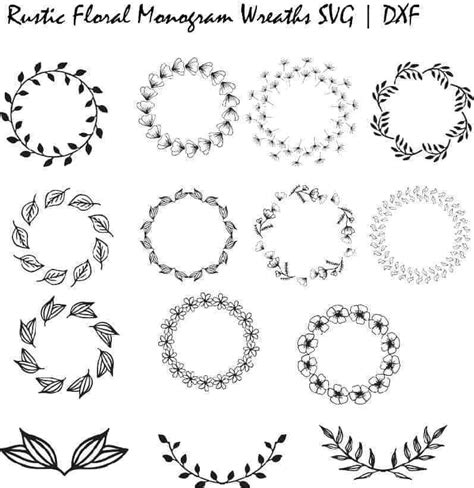 You can transfer these printable monogram designs to cardboard, cardstock, canvas, construction your new design or pattern can be printed or downloaded in png, jpg, pdf, or svg (scalable. 45+ Free Svg Monograms For Cricut Download - Monogram Design