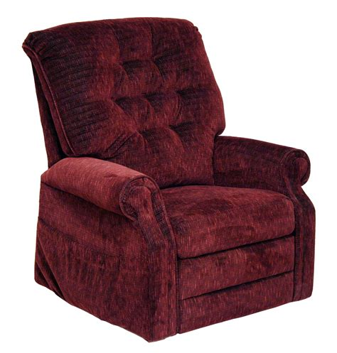Catnapper Power Lift Recliner Manual by La Z Boy Gray Palance Reclina Rocker Shop Living Room